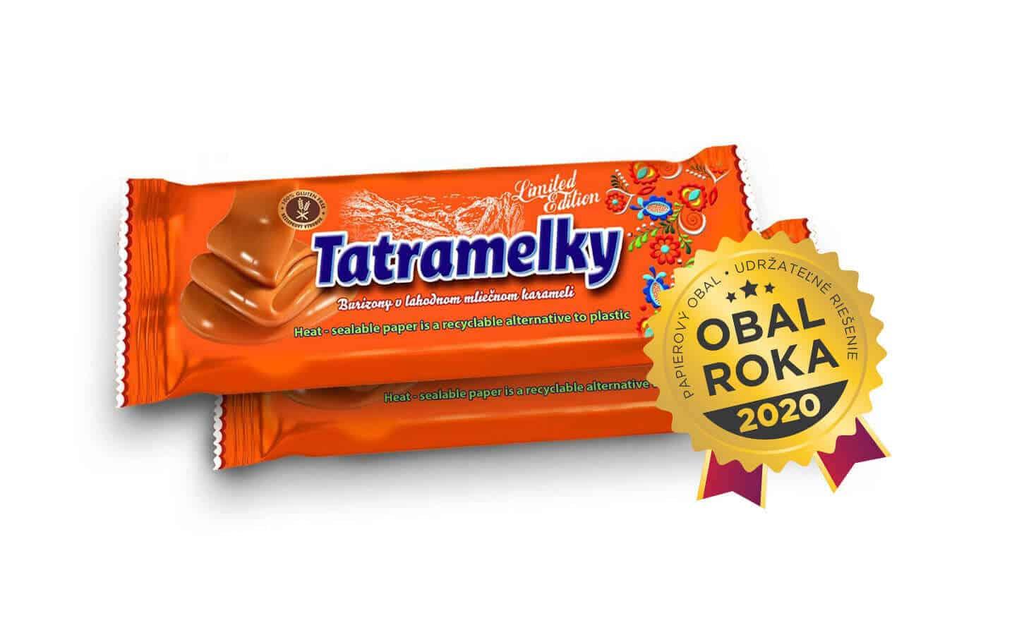 Tatramelky - Obal roka 2020