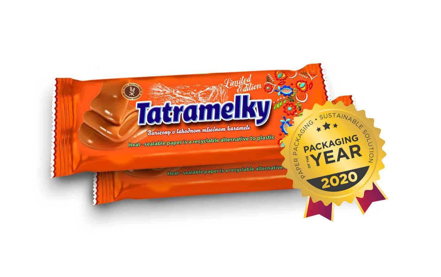 Packaging of the year - Tatramelky