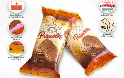 Princezky – an unageing evergreen brand of our childhood
